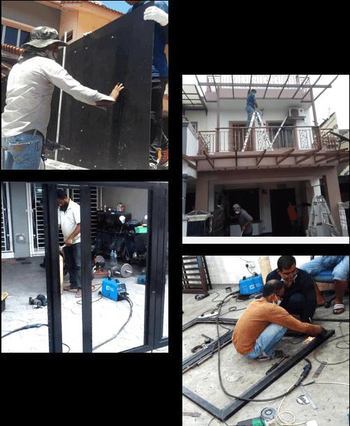 Abang Besi - Steel Work Expert